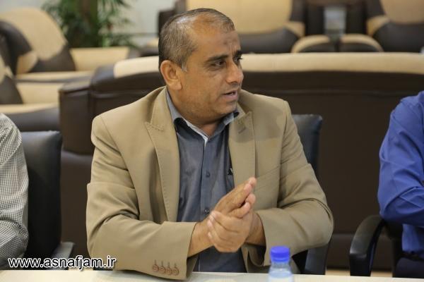 رئیس اتاق اصناف جم خبر داد: راه اندازی بخش ثبت شکایات در وبسایت اتاق اصناف / همشهریان بصورت غیرحضوری تخلفات را گزارش دهند